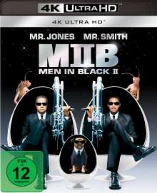 Men in Black 2 (Ultra HD Blu-ray), Ultra HD Blu-ray