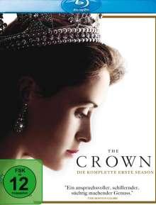 The Crown Staffel 1 (Blu-ray), 4 Blu-ray Discs