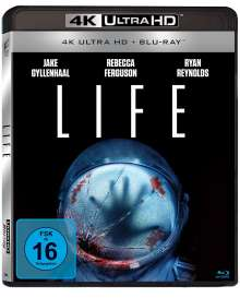 Life (2017) (Ultra HD Blu-ray & Blu-ray), 1 Ultra HD Blu-ray und 1 Blu-ray Disc