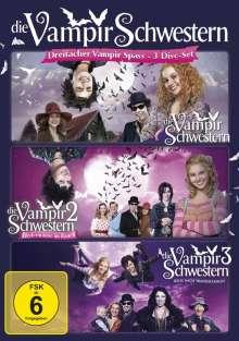 Die Vampirschwestern 1-3, 3 DVDs