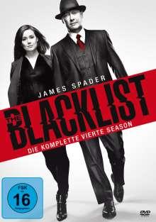 The Blacklist Staffel 4, 6 DVDs
