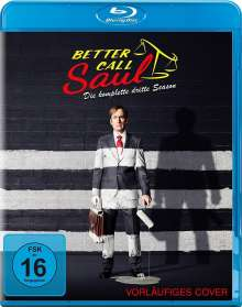 Better Call Saul Staffel 3 (Blu-ray), 3 Blu-ray Discs
