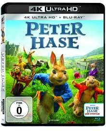 Peter Hase (Ultra HD Blu-ray & Blu-ray), 1 Ultra HD Blu-ray und 1 Blu-ray Disc