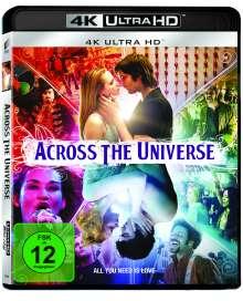 Across The Universe (Ultra HD Blu-ray), Ultra HD Blu-ray
