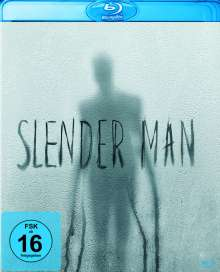 Slender Man (Blu-ray), Blu-ray Disc