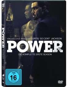 Power Staffel 1, 3 DVDs