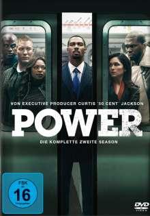 Power Staffel 2, 4 DVDs