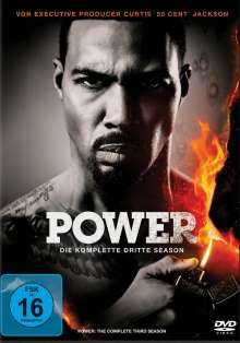 Power Staffel 3, 4 DVDs