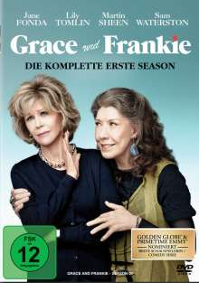 Grace and Frankie Staffel 1, 3 DVDs