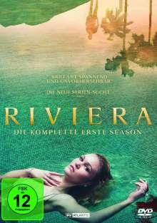 Riviera Season 1, 3 DVDs