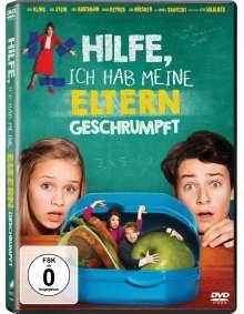Hilfe, ich hab meine Eltern geschrumpft, DVD