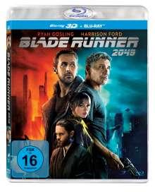 Blade Runner 2049 (3D & 2D Blu-ray), 2 Blu-ray Discs