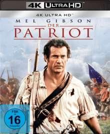 Der Patriot (2000) (Ultra HD Blu-ray), Ultra HD Blu-ray