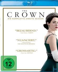 The Crown Staffel 2 (Blu-ray), 4 Blu-ray Discs