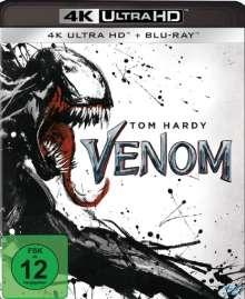 Venom (Ultra HD Blu-ray & Blu-ray), 1 Ultra HD Blu-ray und 1 Blu-ray Disc