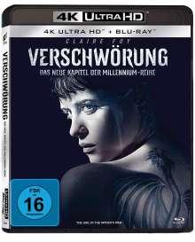 Verschwörung (Ultra HD Blu-ray & Blu-ray), 1 Ultra HD Blu-ray und 1 Blu-ray Disc