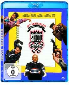 School Daze (Blu-ray), Blu-ray Disc