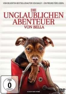 Die unglaublichen Abenteuer von Bella, DVD