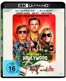 Once upon a time in... Hollywood (Ultra HD Blu-ray & Blu-ray), 1 Ultra HD Blu-ray und 1 Blu-ray Disc