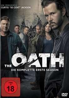 The Oath Season 1, 3 DVDs