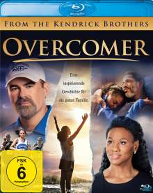Overcomer (Blu-ray), Blu-ray Disc