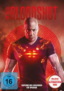 Bloodshot (2020), DVD
