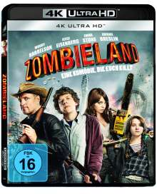 Zombieland (Ultra HD Blu-ray), Ultra HD Blu-ray
