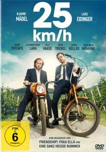25 km/h, DVD