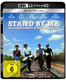 Stand by me - Das Geheimnis eines Sommers (Ultra HD Blu-ray), Ultra HD Blu-ray