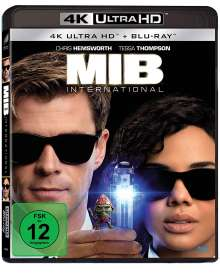 Men in Black: International (Ultra HD Blu-ray & Blu-ray), 1 Ultra HD Blu-ray und 1 Blu-ray Disc