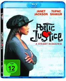 Poetic Justice (Blu-ray), Blu-ray Disc