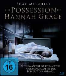 The Possession of Hannah Grace (Blu-ray), Blu-ray Disc