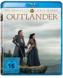 Outlander Staffel 4 (Blu-ray), 5 Blu-ray Discs