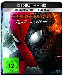 Spider-Man: Far from Home (Ultra HD Blu-ray & Blu-ray), 1 Ultra HD Blu-ray und 1 Blu-ray Disc