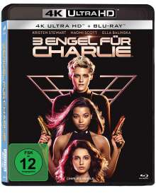 3 Engel für Charlie (2019) (Ultra HD Blu-ray & Blu-ray), 1 Ultra HD Blu-ray und 1 Blu-ray Disc