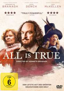 All is true, DVD