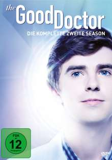 The Good Doctor Staffel 2, 5 DVDs