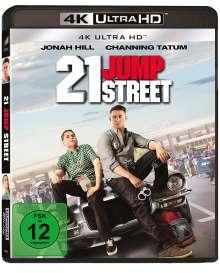 21 Jump Street (2012) (Ultra HD Blu-ray), Ultra HD Blu-ray