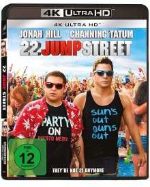 22 Jump Street (2014) (Ultra HD Blu-ray), Ultra HD Blu-ray