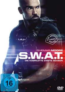 S.W.A.T. Staffel 2, 6 DVDs