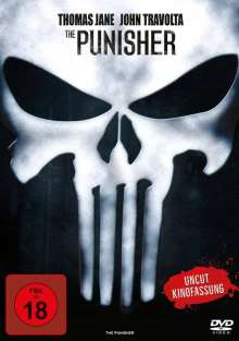 The Punisher (2004), DVD