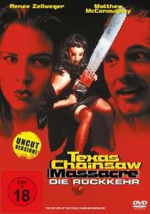 Texas Chainsaw Massacre: Die Rückkehr, DVD