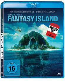 Fantasy Island (Blu-ray), Blu-ray Disc