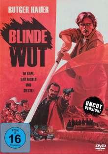 Blinde Wut (1989), DVD