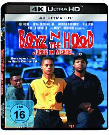 Boyz 'N The Hood (Ultra HD Blu-ray), Ultra HD Blu-ray