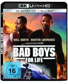 Bad Boys for Life (Ultra HD Blu-ray & Blu-ray), 1 Ultra HD Blu-ray und 1 Blu-ray Disc
