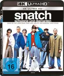 Snatch (Ultra HD Blu-ray), Ultra HD Blu-ray