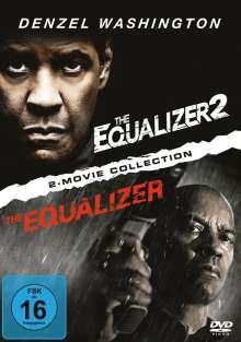 Equalizer 1 & 2, 2 DVDs