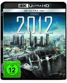 2012 (Ultra HD Blu-ray), Ultra HD Blu-ray