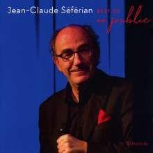 Jean-Claude Séférian: Best Of En Public, CD